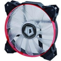 ID- COOLING BLUE GREEN RED WHITE LEDs 12cm PWM fans SF- 12025 ...