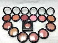 Directo de fábrica - Envío gratuito del epacket! Nuevo maquillaje Face Blush 6g Sheertone Blush! 24 colores diferentes eligen