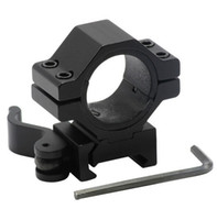 "Hunting 30mm   25. 4mm 1"" Quick Release Scope Mount Ring..."