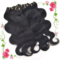 Malaysian Body Wave Bundles Hair Weave 6 Pieced lot 10- 28 in...