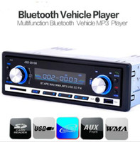 Digital Car Stereo Bluetooth Audio Music MP3 Player 1 DIN In...