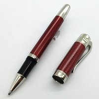 Luxury Pen, Ocean red Great writer Jules Verne limited editio...