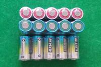 Merkür Ücretsiz 6 V Alkali Hücre Pil 4LR44 476A 4AG13 L1325 A28 Kamera Köpek Çit Yaka Için