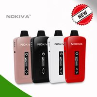 Original Airis Nokiva Herbal Vaporizer Kits Ceramic Donut E ...