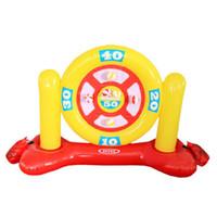 Gonflable Dart Set Toy Pagayer Dart Set Target Dart Board pour enfants Kid adulte d'été extérieur Jouer