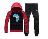 S-5xl 0299 ücretsiz kargo Yeni Sonbahar Erkekler UNKUT Eşofman Slim Fit Polar Hoodies Baskı Erkek Kazak suit