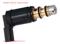 válvula de control del compresor de la bomba de aire del automóvil apta para Audi A3 VW GOLF DENSO 7SEU16C