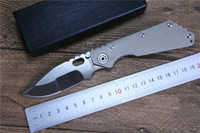 MIKER Strider Messer taktische Jagdmesser Outdoor Survival Messer Camping Wandern Selbstverteidigung EDC-Werkzeuge