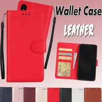 Wallet PU Leather Case Flip Cover Pouch With Card Slot Kicks...