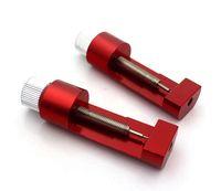 金属調整可能な時計バンドストラップブレスレットリンクピン除去剤修理ツールキットNEW