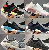 With Box 2018 Discount Cheap Wholesale NMD Runner PK Running...
