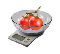 3kg 0. 1g WH- B10 With Bowl Kitchen Scales Digital Scale Nutri...