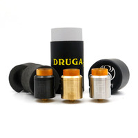 Vaporizer Druga RDA Atomizer 24 mm Diameter With PEI Bore Dr...