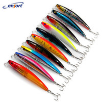 20Pcs 115Mm Fishing Lure Bait Trackle Trota Minnow 11.5C 11.2G 4 # Ganci Top Quality Esche Pesce Proteine ​​Pesca Esche Artificiali