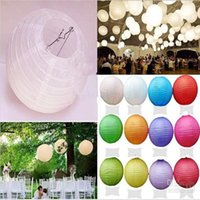 "12"" 30cm Multi Color Chinese Paper Lantern Hangings Orn..."