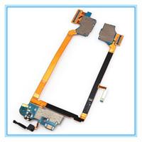 Для LG Optimus G2 D800 D801 D803 D803 D803t USB зарядное устройство зарядки порт Dock разъем для наушников гибкий кабель замена ленты Бесплатная доставка