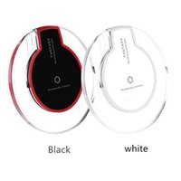 Qi Wireless Charger Charging For Samsung S6 Edge s7 edge s8 ...