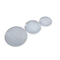 KPT-149 K9 Plankonvexlinse, optische Linse, flache konvexe Linse, Durchmesser: 60.0mm, f: 200.0mm