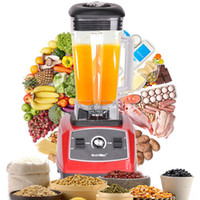 3HP- 2200W G5200 Fruits Vegetables Blender Mixer Professional...