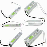 Hochwertige 12 V Led Netzteil 10-200 Watt Transformator Led Treiber Adapter AC 90 V-250 V Wasserdichte Led Transformator Für Unterwasserlicht