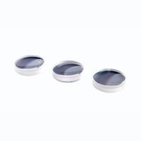 SY-901PA-906P Lentille concave en verre de quartz, lentille optique, lentille concave plate, diamètre: 10.0-12.7mm, f: -50.8- -15mm