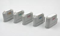 HIFU cartouche focalisés de haute intensité ultrasons HIFU Têtes 1,5 mm / 3 mm / 4,5 mm / 8 mm / 13 mm HIFU Conseils pour Face Lift Minceur rides enlèvement du corps