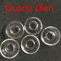Piatti al quarzo di ricambio per unghie in titanio di alta qualità per unghie D Bong piatto rig piatto sostituibile al quarzo