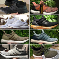 [With Double box]2018 New Ultra Boosts 3. 0 Men Women Running...