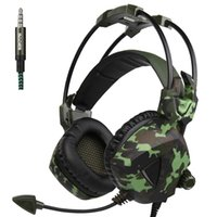 High Quality Gaming Headphone Earphones & Headphones Headset...