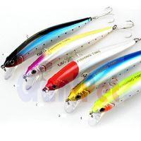 Sert Lures canlı balık 14 cm 25g 10 adet 9028 BKK kalite Popper Tuzlu 10 renk Balıkçılık Bait Bas / snakehead / mandalina balık