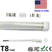 V Shape LED T8 LED Tube Light 8FT 4FT 5FT 6FT 8 Feet Double ...