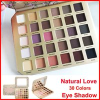 2017 NEW Makeup Chocolate Natural Love Eye Shadow Collection...