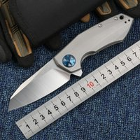 Newer recommended Zero tolerance ZT0456 Titanium alloy foldi...