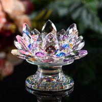 Heißer Verkauf Lotus Blume Kerzenhalter hochzeit spalten kandelaber mittelstücke Halter Wohnkultur schüssel Kerzenhalter