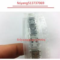 10 шт. Оригинальный НОВЫЙ micro usb разъем Разъем для Док-Станции Зарядный Порт для Samsung Galaxy Tab 3 7.0 T210 T211 P5200 P3200
