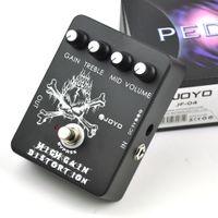 Joyo JF-04 Hoher Verstärkungsverzerrung E-Gitarren-Effektpedal