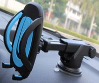 One Touch Car Mount Long Neck Universal Windshield Dashboard...