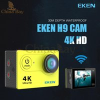 New Arrival!Original Eken H9 H9R Ultra HD 4K Action Camera 3...