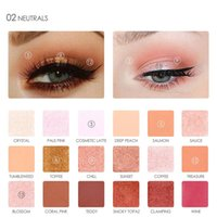 FOCALLURE 18 Colors Palette Shimmer Matte Pigment Eye Shadow...