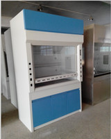 1500x850x2350mm Integrated Type Laboratory Fume Cabinet All Steel Standard Lab Fume Hood with CE certificate