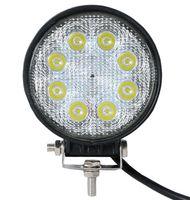 Heißer Verkauf Spot Beam LED Arbeitslicht 8LED 24W Nebelscheinwerfer Flut Beam Hohe Qualität 1pcs LED Arbeitslicht LED Fahrlicht