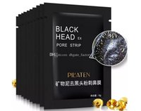 PILATEN Tearing BLACK HEAD FACIAL MASK Nose Care Purifying P...