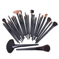 Free Ship 32Pcs Professional Makeup Brushes make up Cosmetic...
