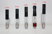 CE3 Bud Cartridge Vaporizer WAX Oil Atomizer 510 Cartridge O...