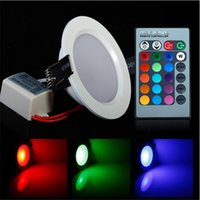 Energy Saving 5W 10W LED Ceiling Light High Brightness RGB D...