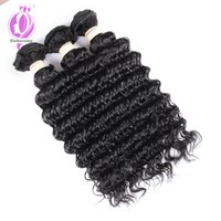 best selling Deep Wave Brazilian Hair 100% Human Hair Weave ...