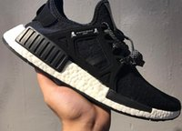 2018 NMD XR1 x Mastermind Japan Skull Men' s Casual Runn...