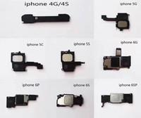Pièce de rechange pour Apple iPhone 4G / 4S 5G / 5S / 5C 6 4,7 pouces 6Plus 6S / 6S plus haut-parleur Loud Ringer Flex Câble