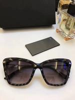 Les nouvelles lunettes de soleil pour femmes diamant cadre de coupe Gafas de sol lunettes de soleil femmes soleil marque de couleur verres avec emballage d'origine