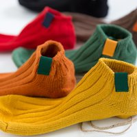 Summer Women Cotton Sock Slippers Candy Color Invisible Non-...